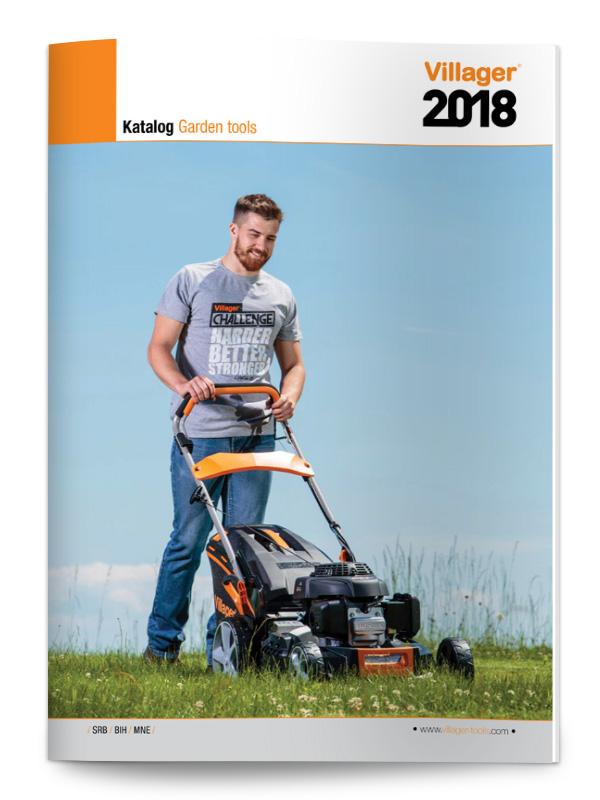 Villager Garden tools 2018.