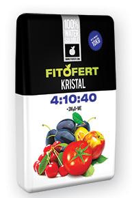 FitoFert Kristal 4:10:40+3MgO+ME