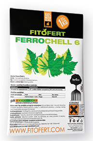 FitoFert FERRO CHELL 6