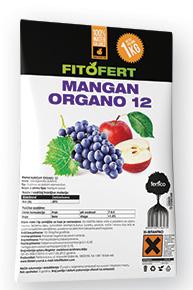 FitoFert MANGAN ORGANO 12