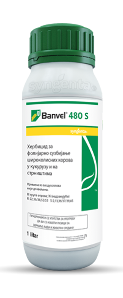 BANVEL 480 S