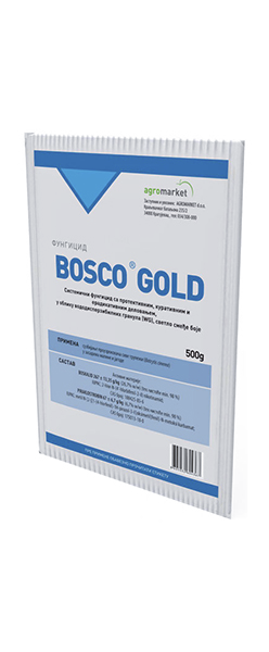 BOSCO GOLD