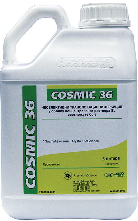 COSMIC 36