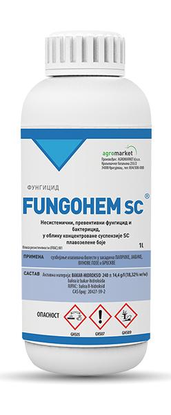 FUNGOHEM SC