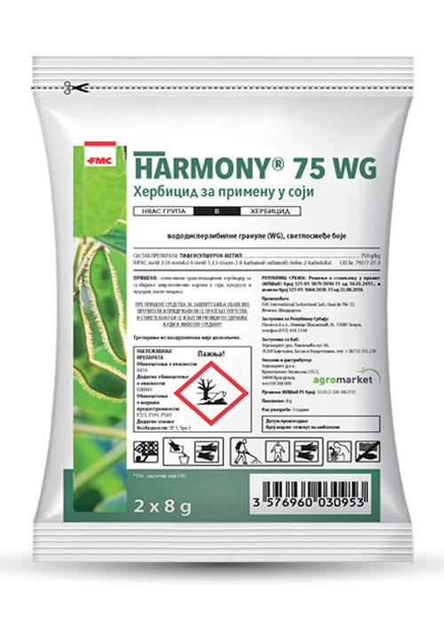 DuPont™ Harmony® 75 WG