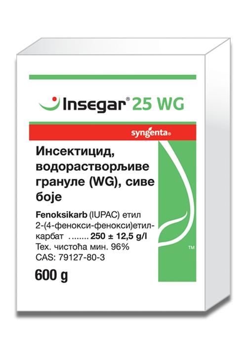 INSEGAR 25 WG