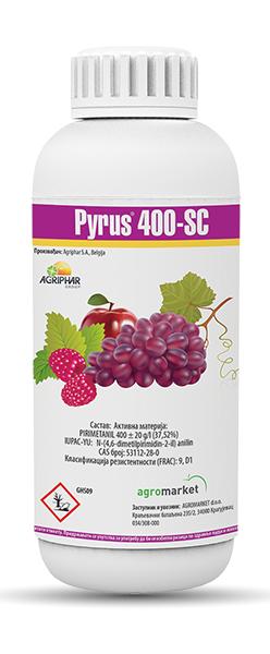 PYRUS 400 SC