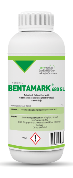 BENTAMARK 480 SL