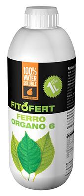 FitoFert FERRO ORGANO 6