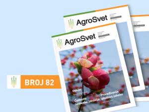 Novi broj Agrosveta 82