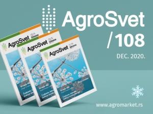 Decembarski broj Agrosvet časopisa