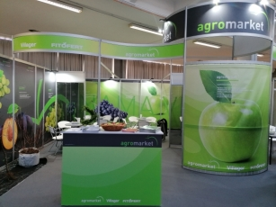 Agromarket na sajmu Agro Belgrade 2020
