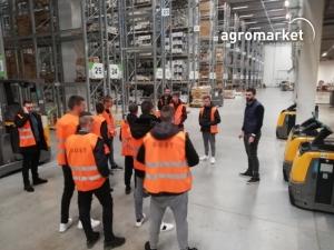 Praksa za srednjoškolce u kompaniji Agromarket