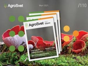 Novi broj Agrosvet revije je stigao!