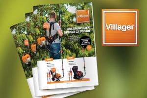 Novi Villager proizvodi za voćare